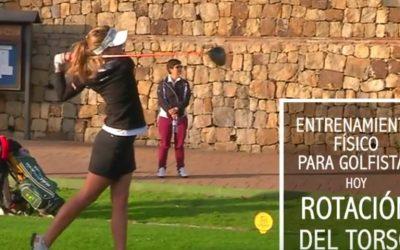"""""""Rotación del torso"""" para el Swing de Golf (artículo Blog Higuerón Resort)"""