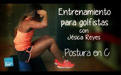 """Entrenamiento Físico para Golf: Corregir la """"Postura en C"""" (TV)"""
