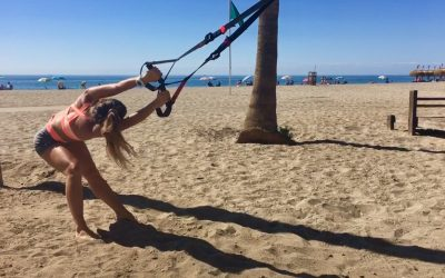 """Beach Suspension Training"""