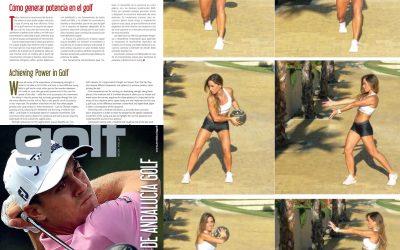"""""""Entrenamiento de la Potencia en el Golf con Balones Medicinales"""""""