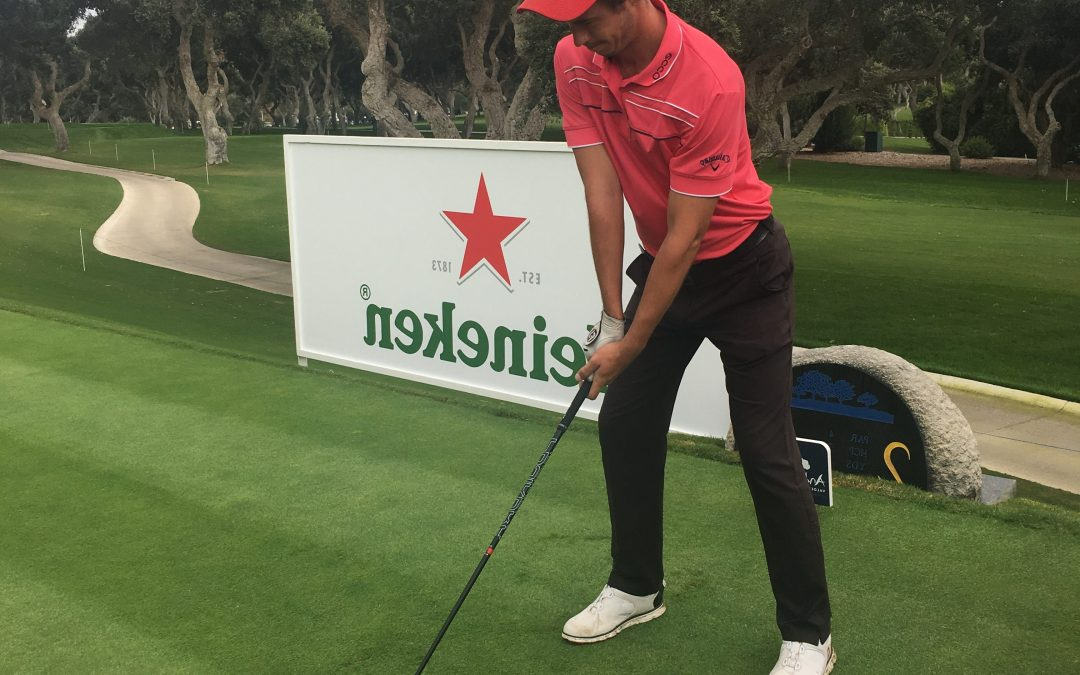 """Golf Training con Marcos Pastor profesional"""